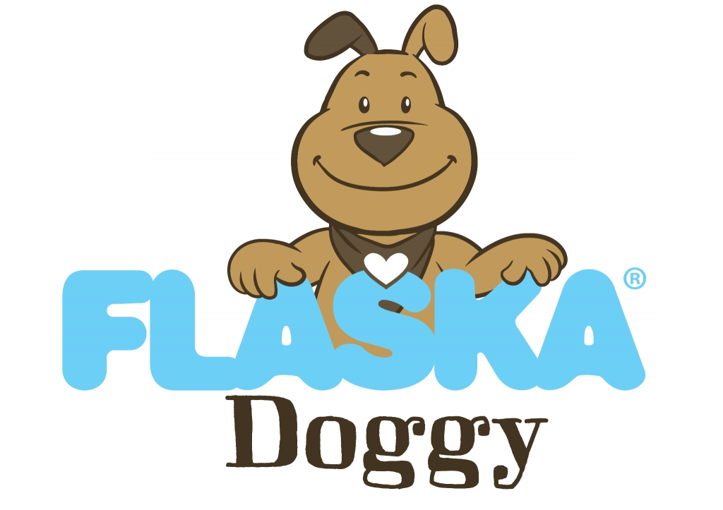 Doggy Flaska Logo