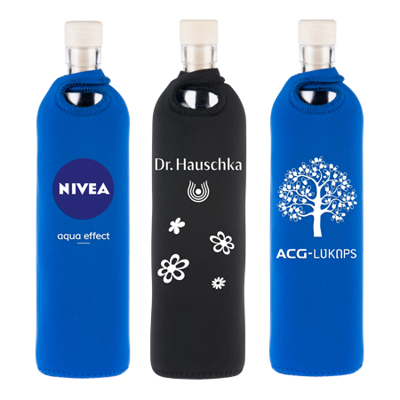 Personalised Logo Flaska